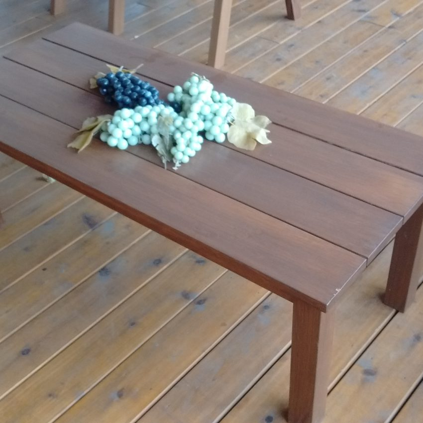 AQ 15 Patio Coffe Table (2)