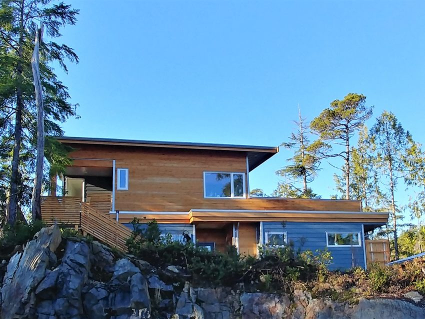 Custom Construction – Ucluelet