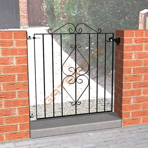 Metal Gate Frame Weatherwise