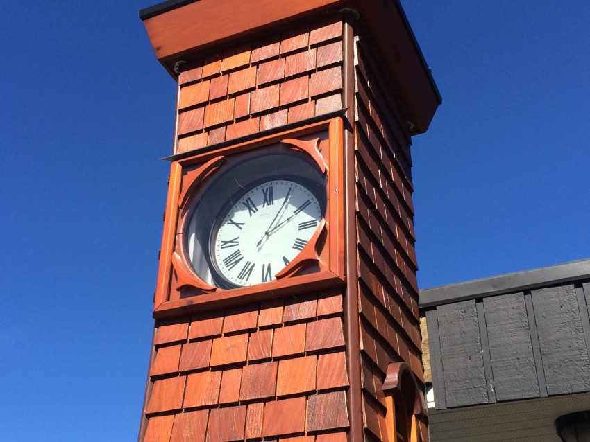 Ucluelet Clock Tower
